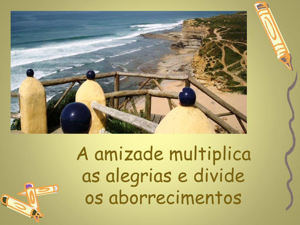 www.planetapowerpoint.com.br Feliz daquele que encontra um amigo digno desse nome.