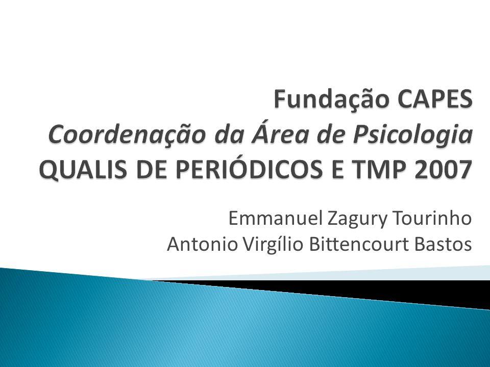 Emmanuel Zagury Tourinho Antonio Virgílio Bittencourt Bastos