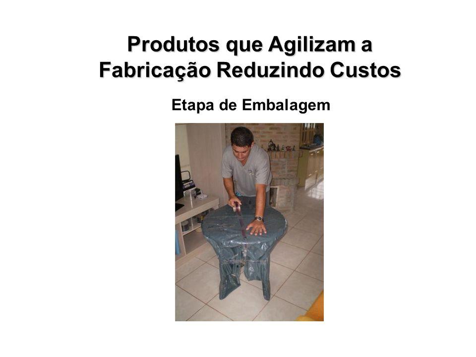 Produtos que Agilizam a Fabricação Reduzindo Custos Etapa de Embalagem