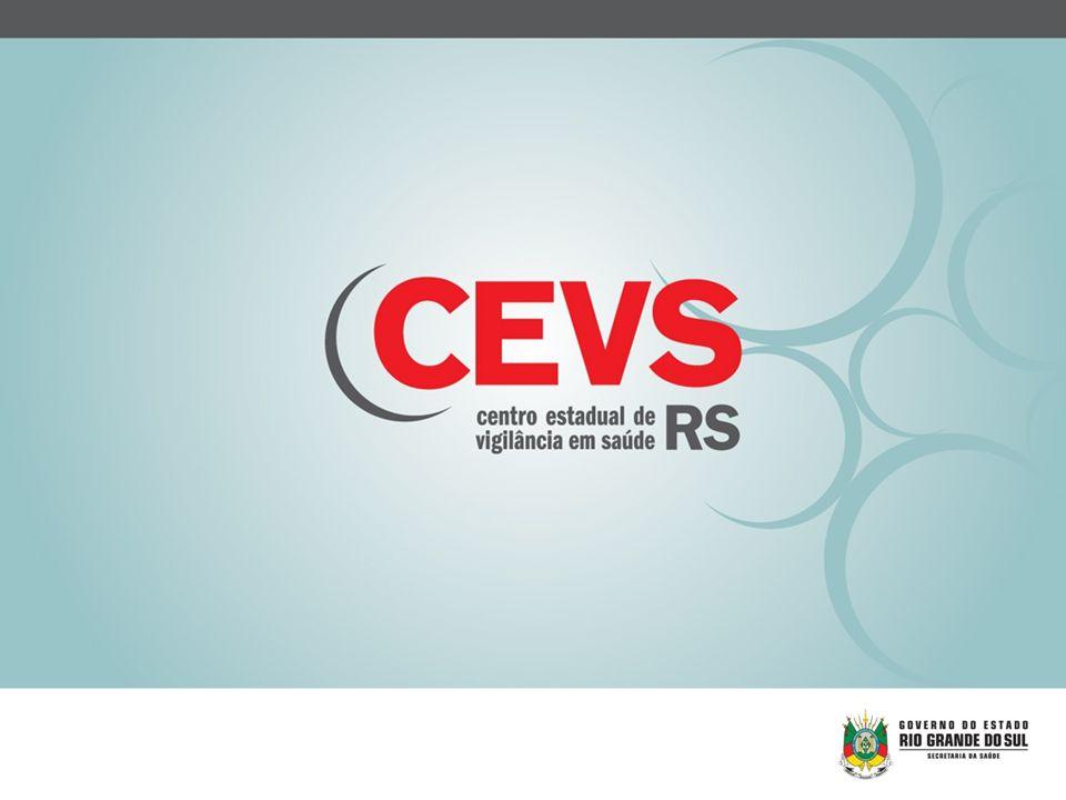 Programa Estadual para a Prevenção e o Controle das Hepatites Virais Hepatite B: Cobertura Vacinal para menores de 1 ano, CRS, RS, 2008 e 2009 Fonte dos dados brutos: SINAN/CEVS/SES-RS