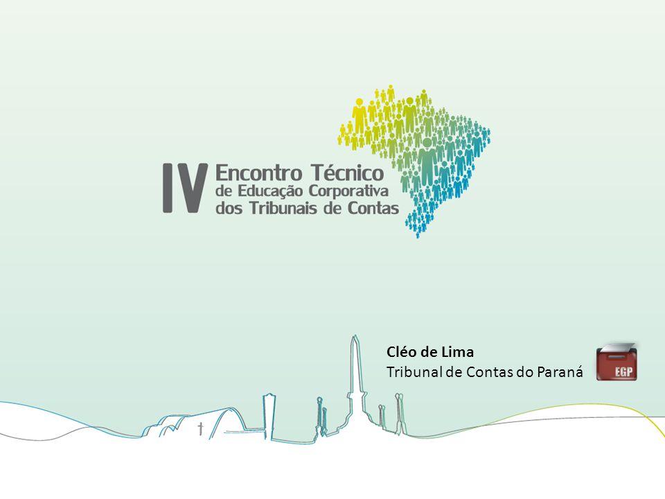 Cléo de Lima Tribunal de Contas do Paraná