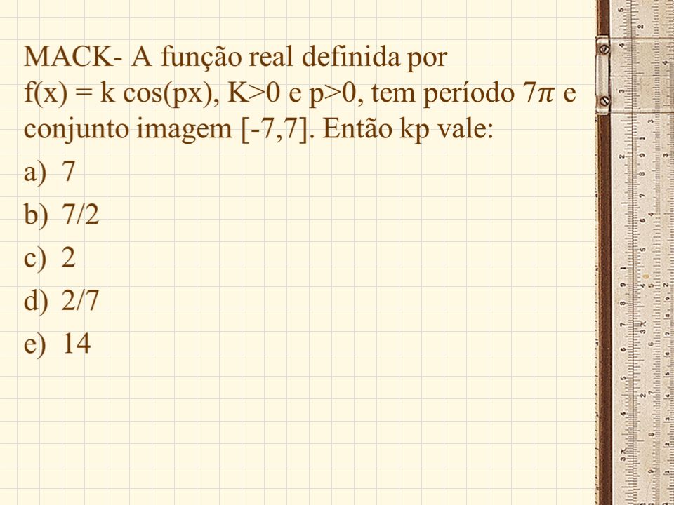 47 Funções trigonométricas x2xy = cos 2x