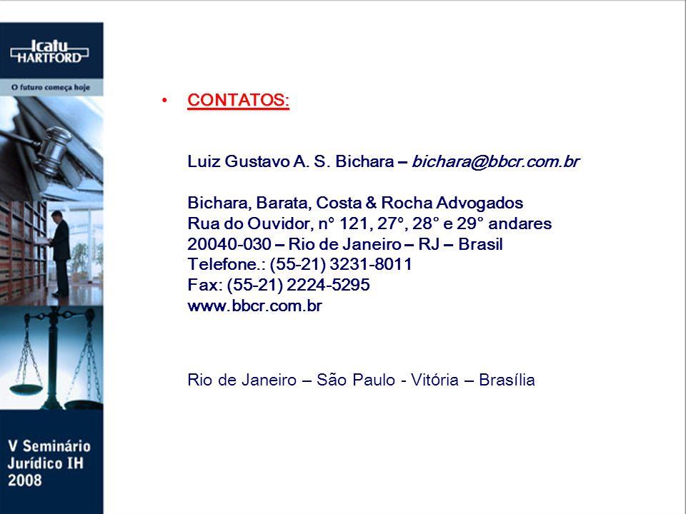 CONTATOS:CONTATOS: Luiz Gustavo A. S.