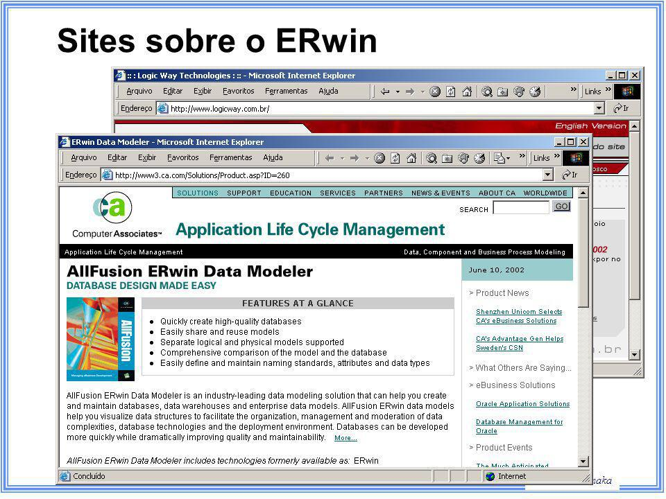 Asterio K. Tanaka Sites sobre o ERwin