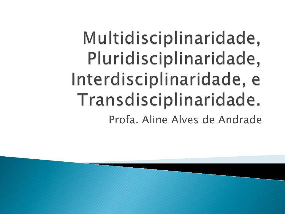 Disciplina: é o conjunto de conhecimentos específicos que têm as suas características próprias no terreno de ensino, da formação, dos mecanismos, dos métodos e dos materiais.