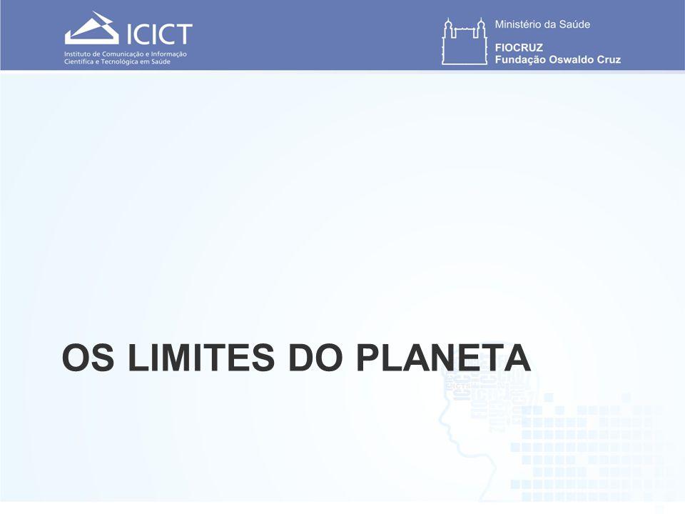 OS LIMITES DO PLANETA