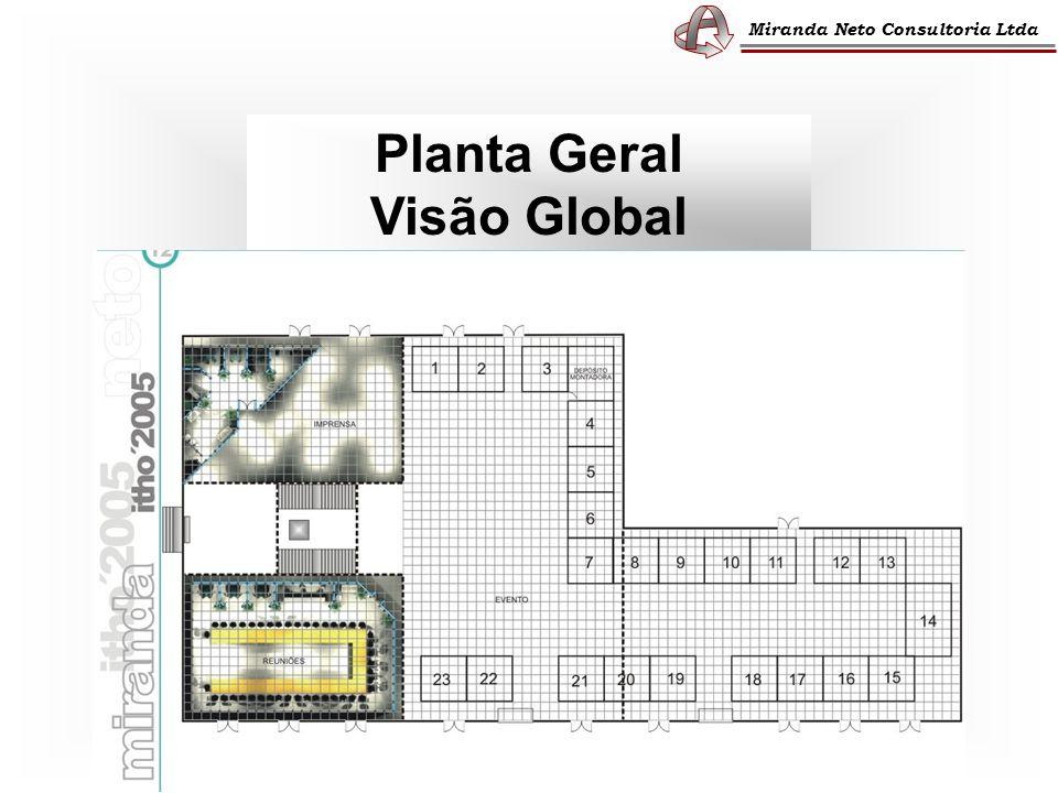 Planta Geral Visão Global