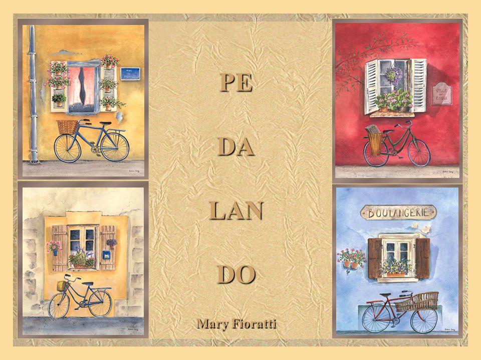 PEDALANDO Mary Fioratti