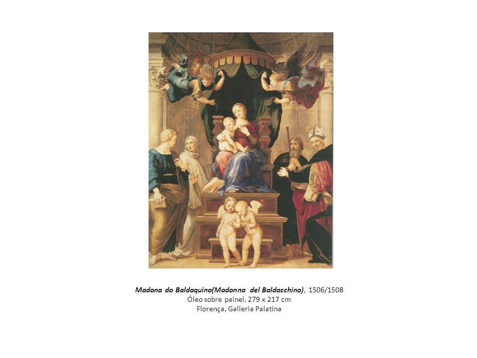 A Expulsão de Heliodoro,c1511/12 Fresco, c.