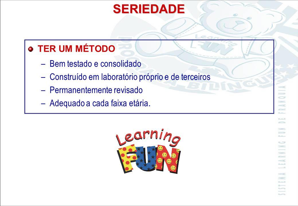 Sistema Learning Fun de Franquia PROFESSOR CELSO ANTUNES Desde quando minhas pesquisas voltaram-se para a maravilha do desenvolvimento do cérebro infa