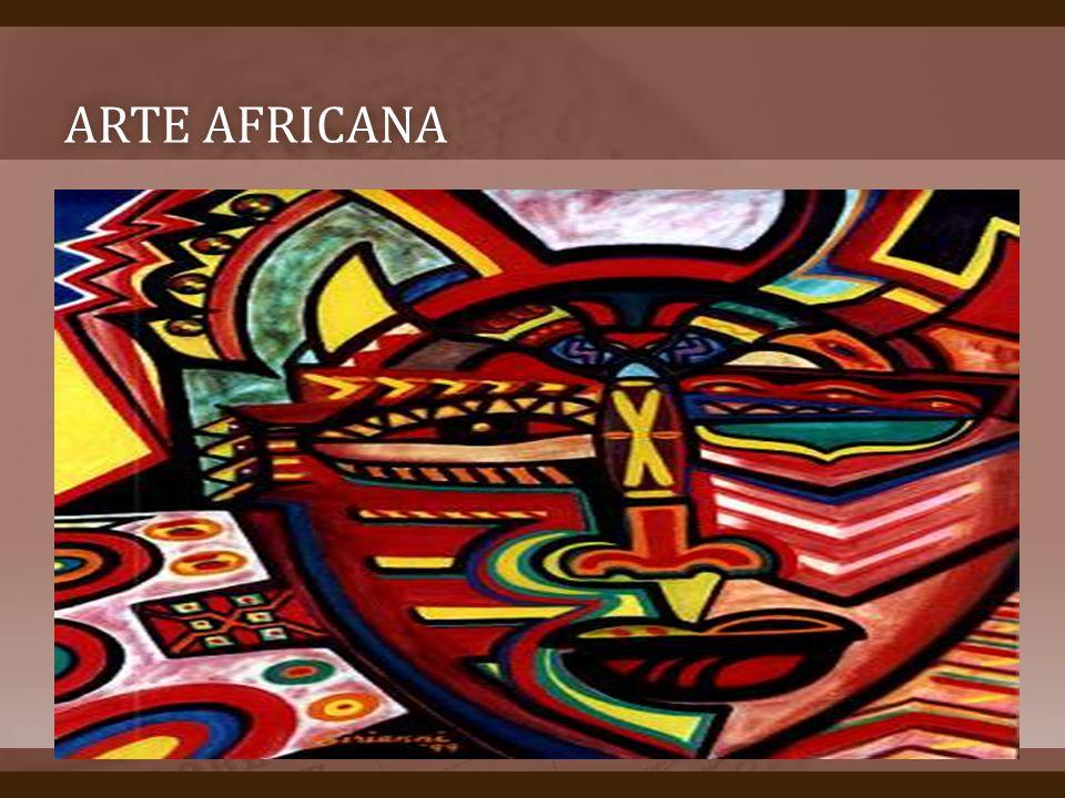 ARTE AFRICANAARTE AFRICANA
