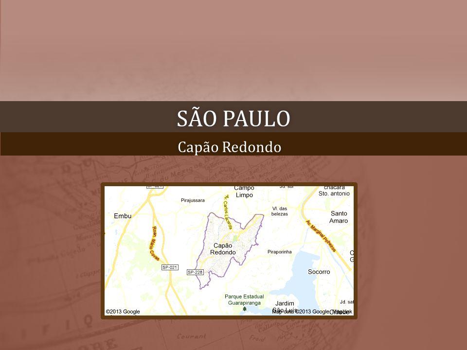 HISTÓRIA DO CAPÃOHISTÓRIA DO CAPÃO Capão vem do tupi guarani, mato redondo, intervalo na mata.