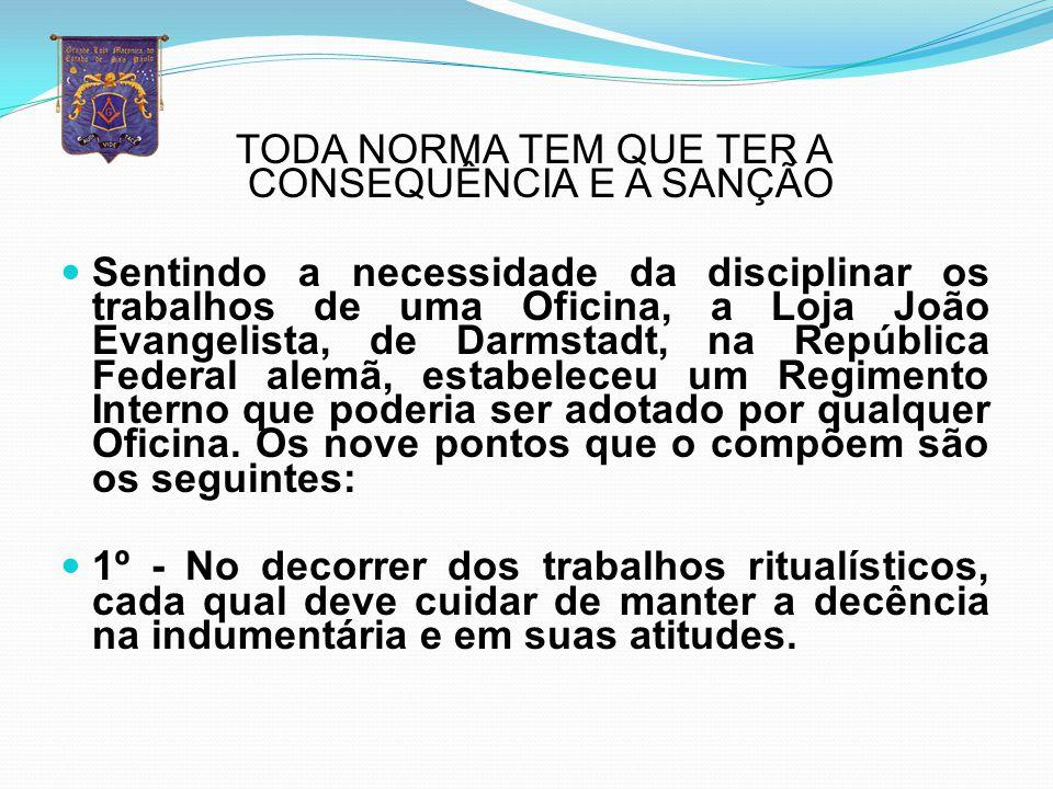 Estrutura administrativa da Loja Art. 158 – A administração da Loja será exercida: I – pelos seguintes poderes: A) Executivo, exercido pelo V.: M.: B)