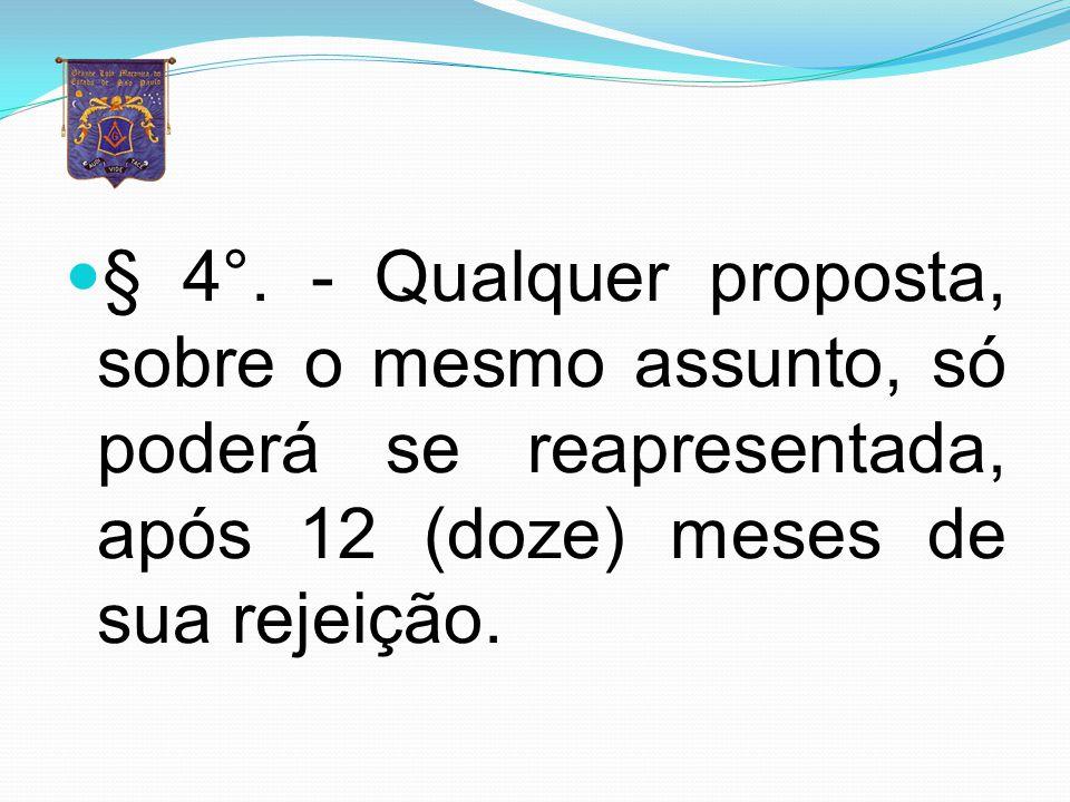 § 2°. - Presidente nomeará um relator e dentro de 15 (quinze) dias convocará reunião para discussão e assinatura do parecer, o qual deverá ser incluíd