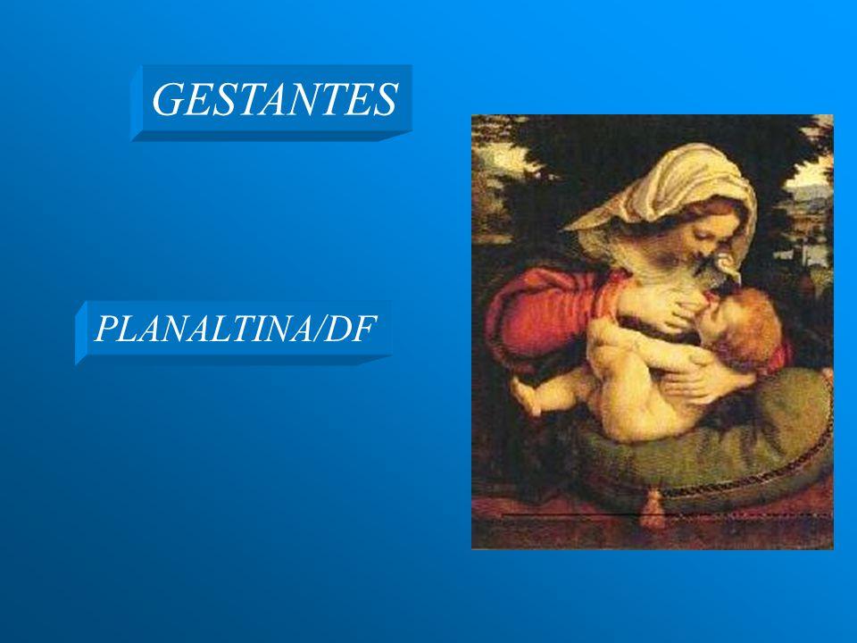 GESTANTES PLANALTINA/DF