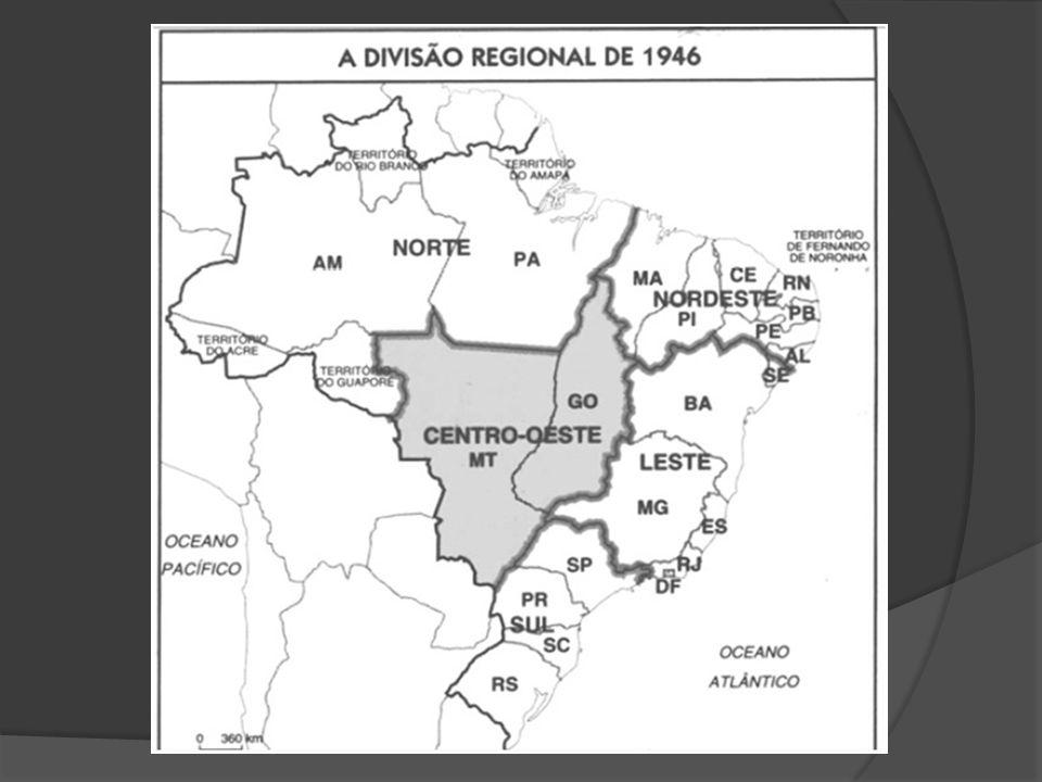 Transformado em estado em 1970 Fundido ao estado do Rio de Janeiro em 1974 Transformado em estado em 1981 Foi divido em 1977 originando o Mato Grosso do Sul Dividido em 1988 dando origem ao estado de Tocantins.