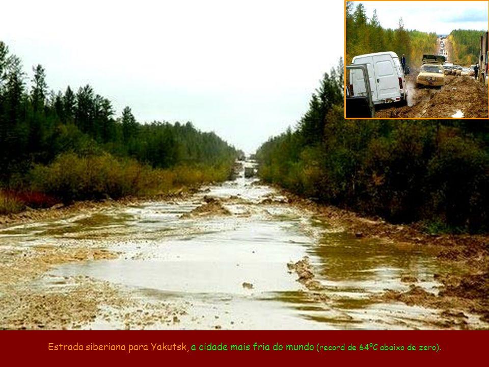 Highway 17, no trecho do condado de Beaufort na Carolina do Sul, EUA. (fonte: Auto in the news, 3-mar-2010)
