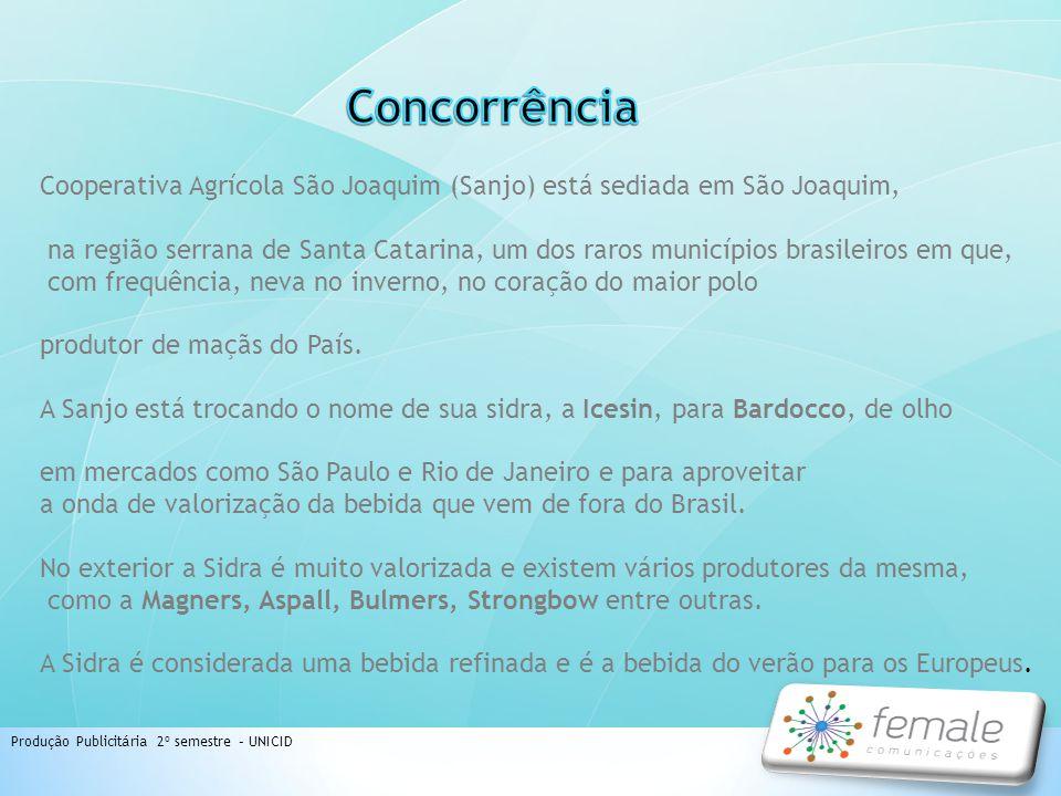 Cooperativa Agrícola São Joaquim (Sanjo) está sediada em São Joaquim, na região serrana de Santa Catarina, um dos raros municípios brasileiros em que,