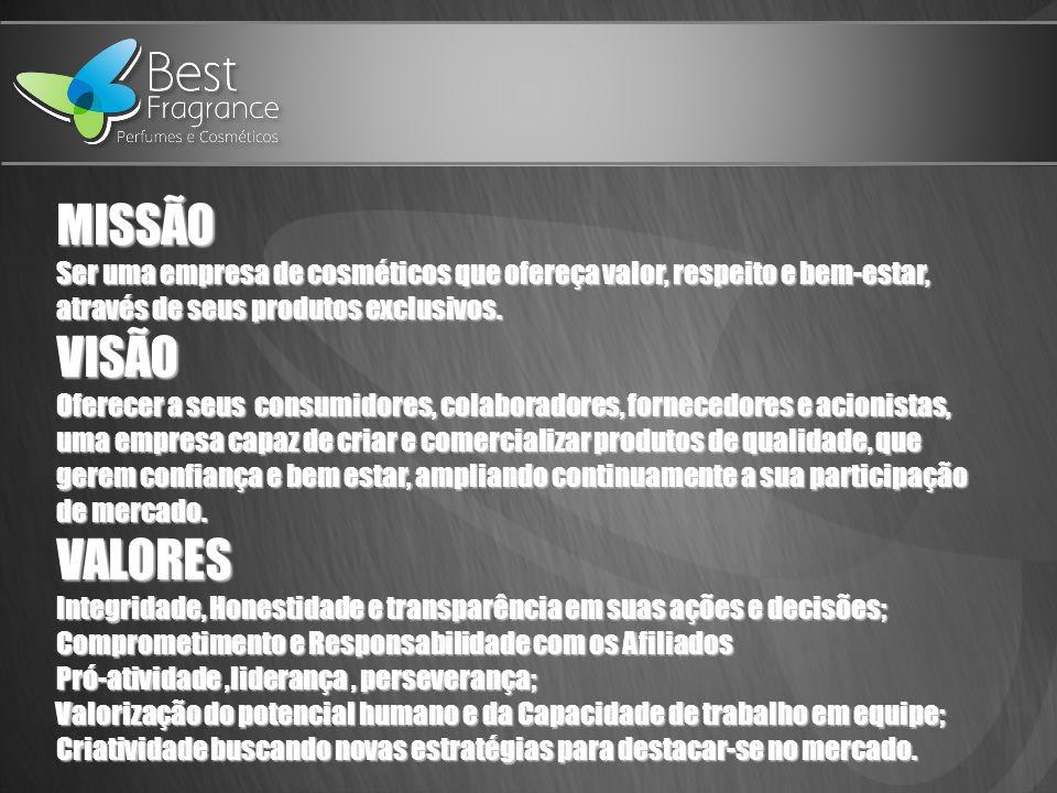 Best Fragrance Perfumes e Cosméticos CNPJ: 18.290.697/0001-48 Av.