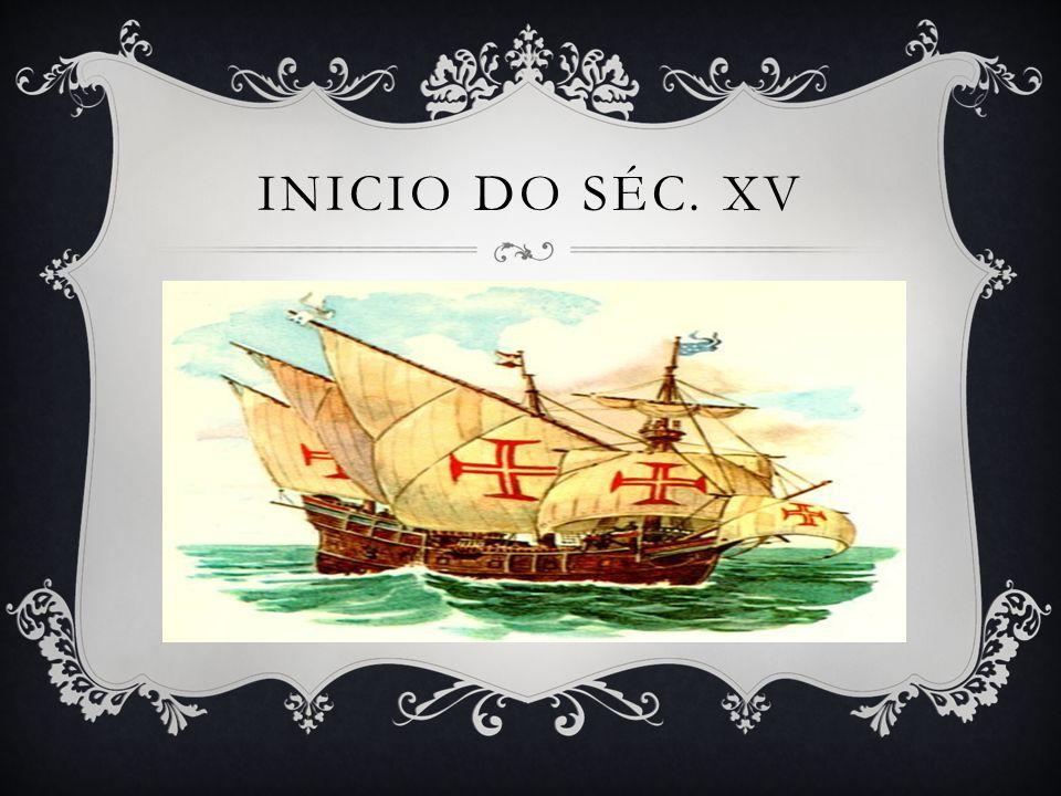 TRATADO DE TORDESILHAS Em 1494 Portugal e Castela assinam o Tratado de Tordesilhas.