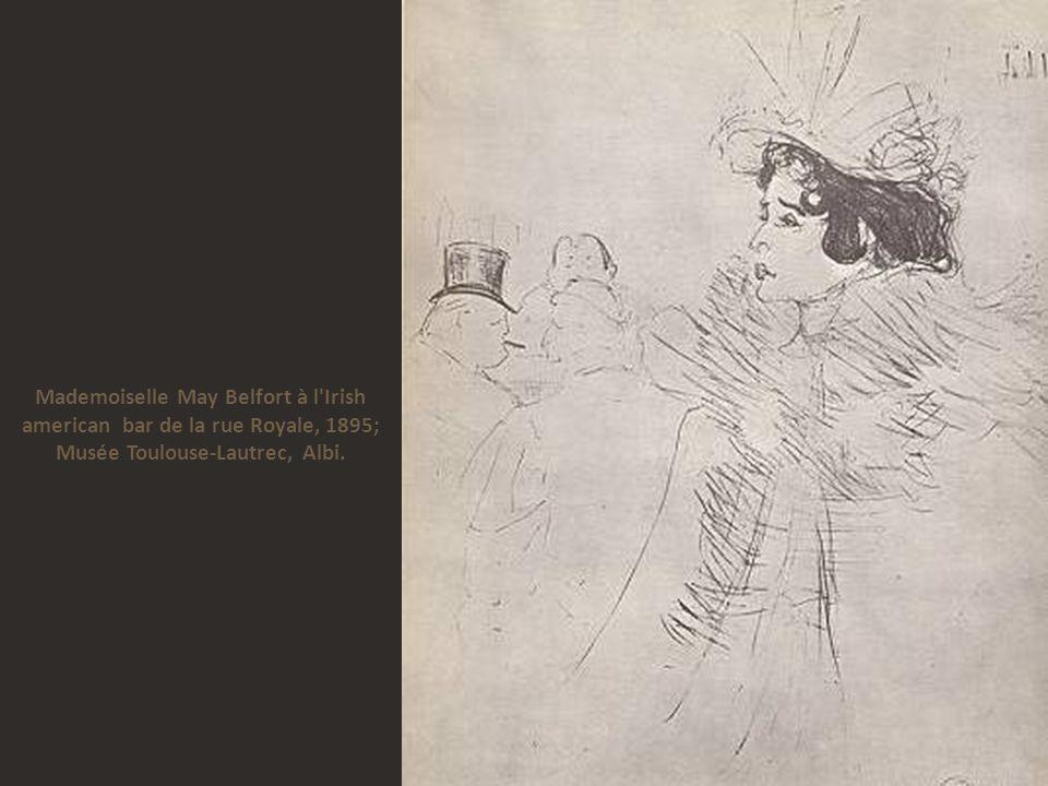 Femme qui tire son bas, 1894; huile sur carton, Musée d'Orsay, Paris.