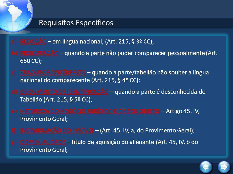 Requisitos Específicos h) FORMA DE PAGAMENTO- incluindo valor, preço, prazos, quitação (art.