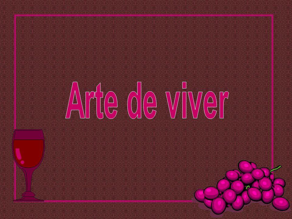 Uma taça de um bom vinho, que seja tinto e seco.Pois faz bem à saúde e protege o coração.