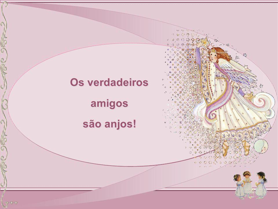 Gotas de Crystal AMIGOS SÃO ANJOS AMIGOS SÃO ANJOS Maria Lucia Padilha Maria Lucia Padilha