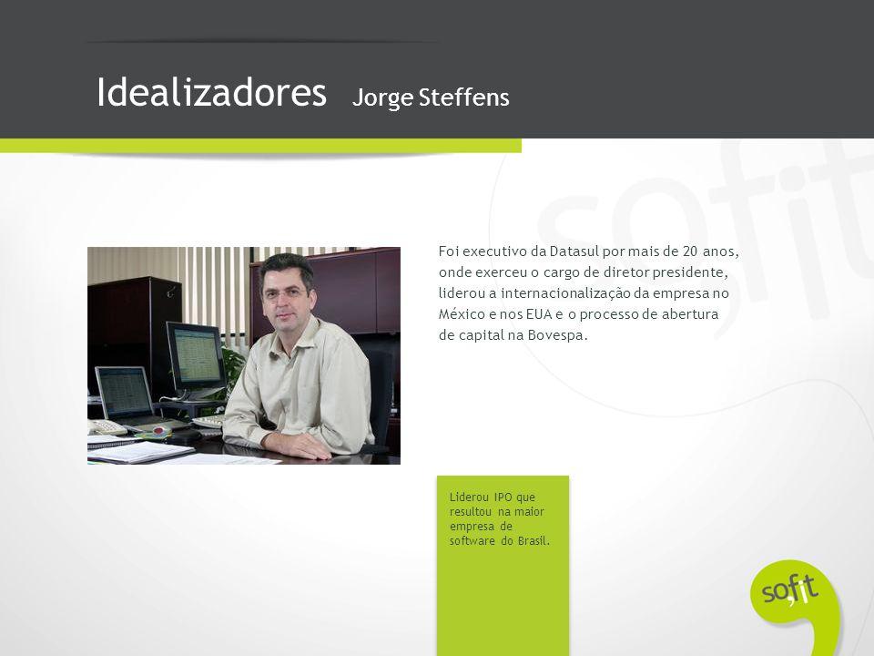 Foi executivo da Datasul por mais de 20 anos, onde exerceu o cargo de diretor presidente, liderou a internacionalização da empresa no México e nos EUA e o processo de abertura de capital na Bovespa.
