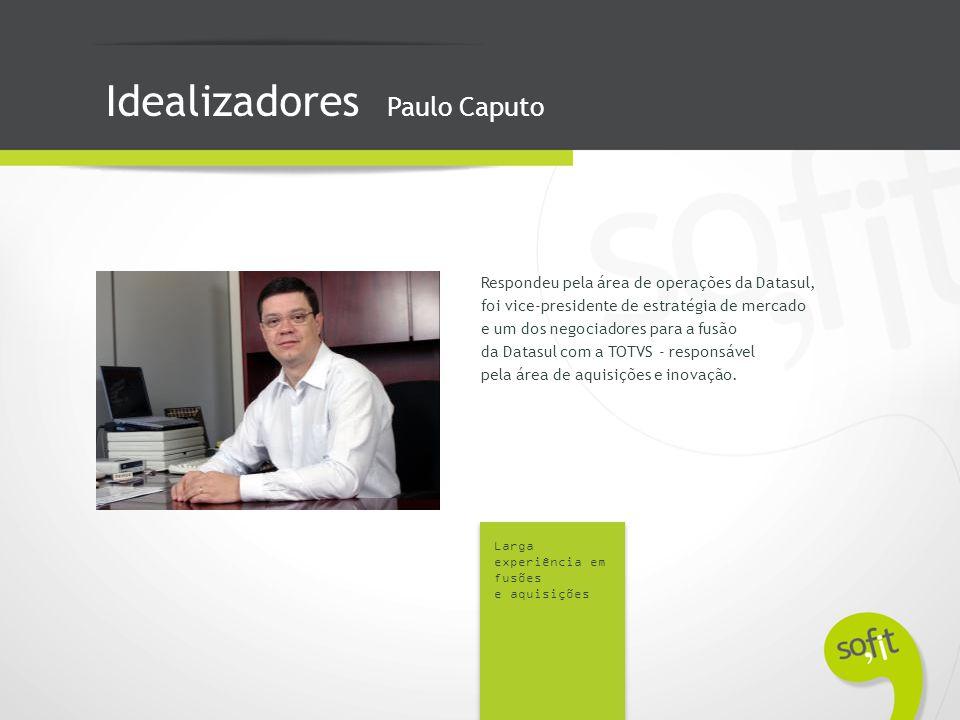 Respondeu pela área de operações da Datasul, foi vice-presidente de estratégia de mercado e um dos negociadores para a fusão da Datasul com a TOTVS - responsável pela área de aquisições e inovação.
