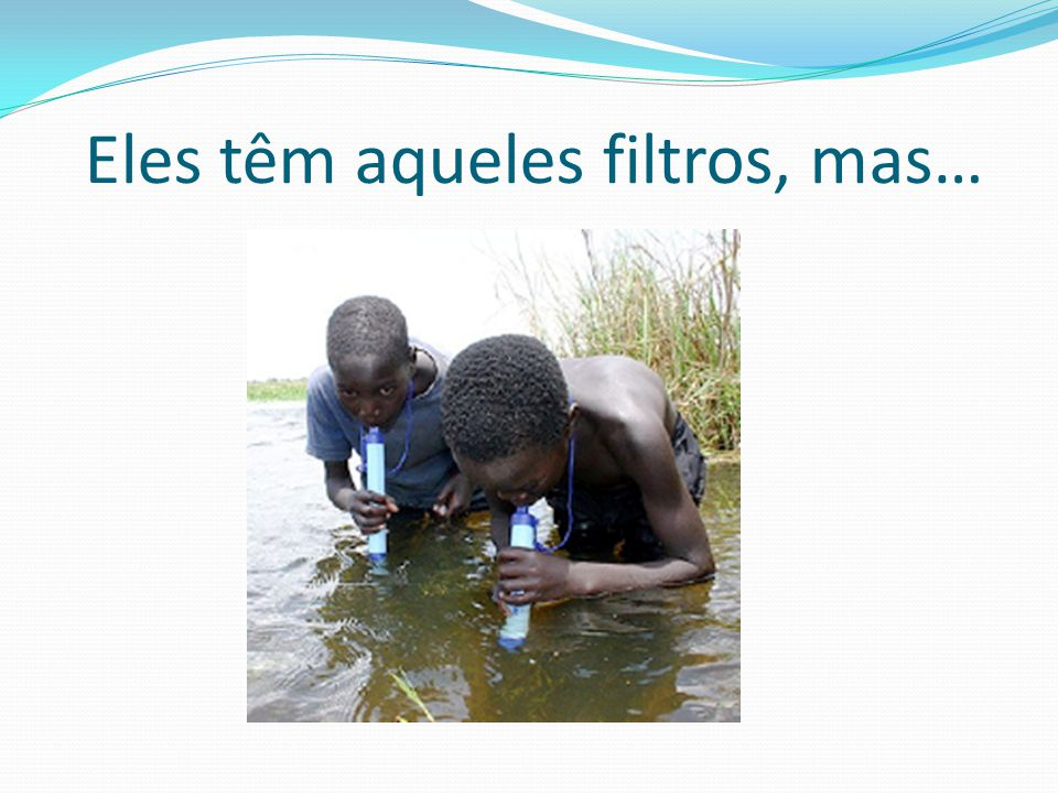 As consequências da água contaminada