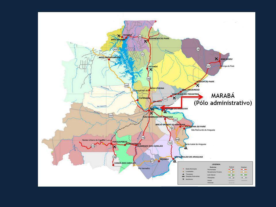 MARABÁ (Pólo administrativo)