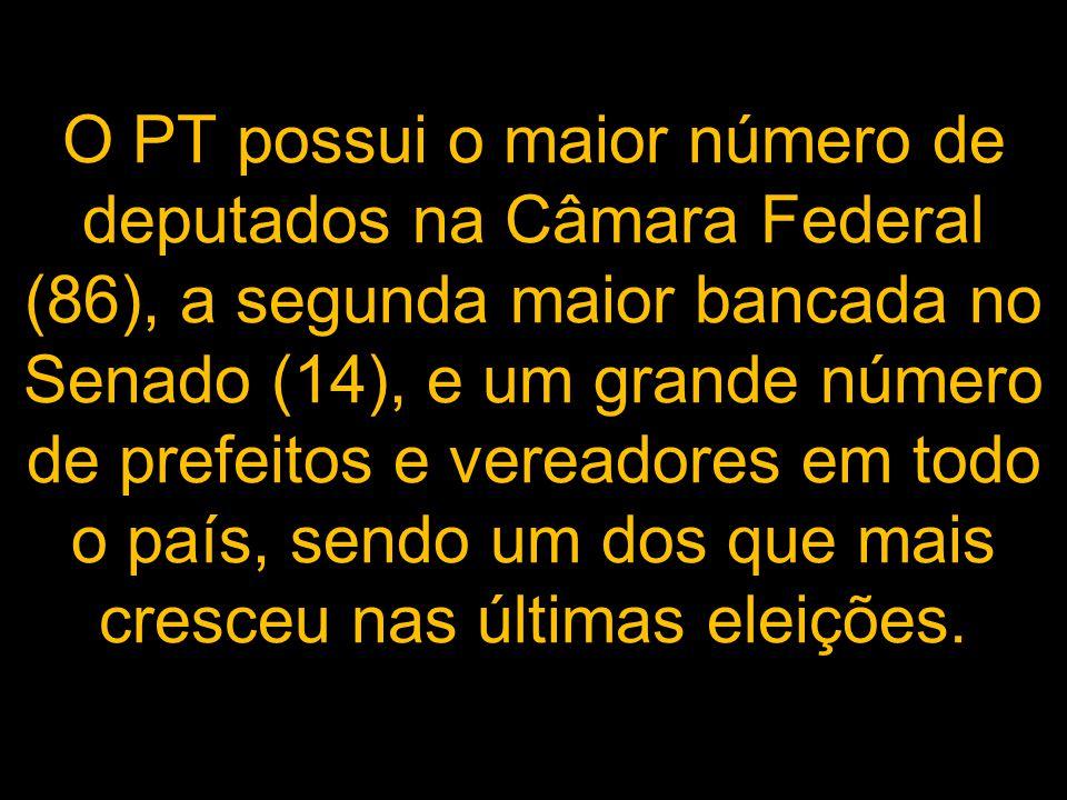 -Maior inserção do país na economia mundial (Brasil passou do 10º para o 6º lugar) -Equilíbrio da inflação