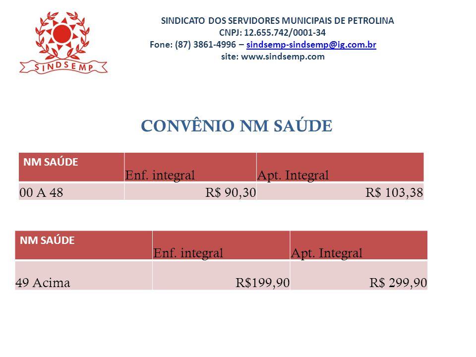 SINDICATO DOS SERVIDORES MUNICIPAIS DE PETROLINA CNPJ: 12.655.742/0001-34 Fone: (87) 3861-4996 – sindsemp-sindsemp@ig.com.br site: www.sindsemp.comsindsemp-sindsemp@ig.com.br EDUCAÇÃO – Educadores – Assistente de criança EDUCADORES 1.