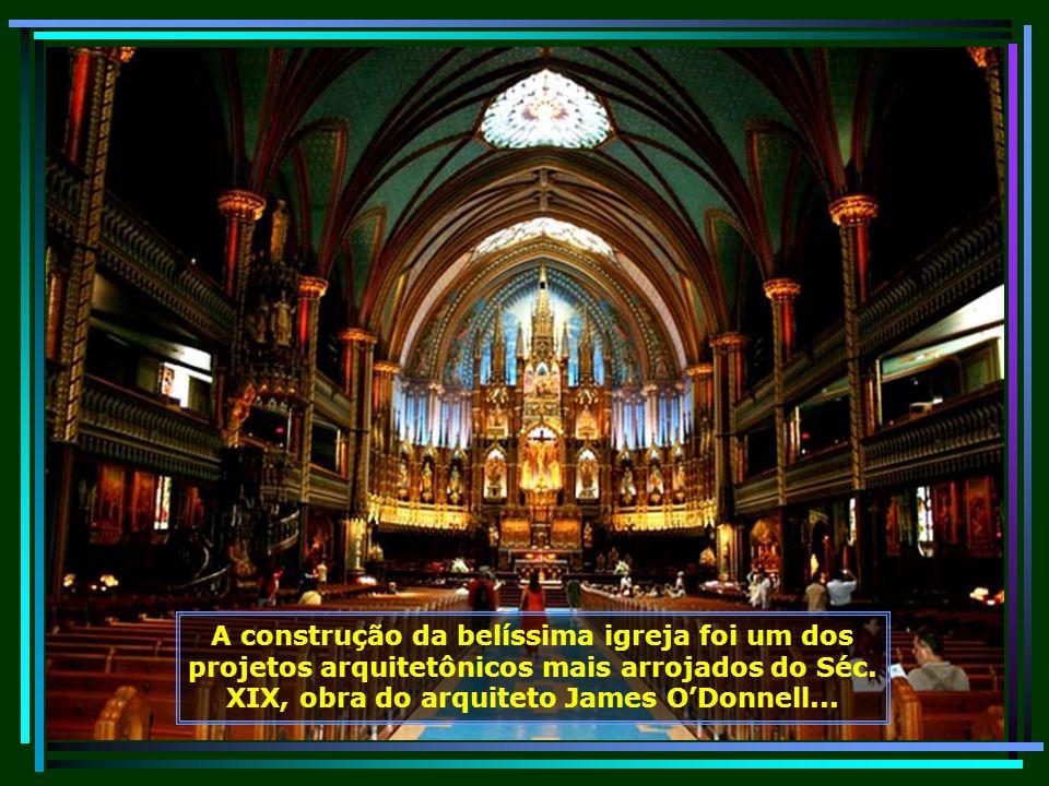 Vamos agora conhecer a Basílica de Notre Dame, uma das mais espetaculares catedrais que já visitei...