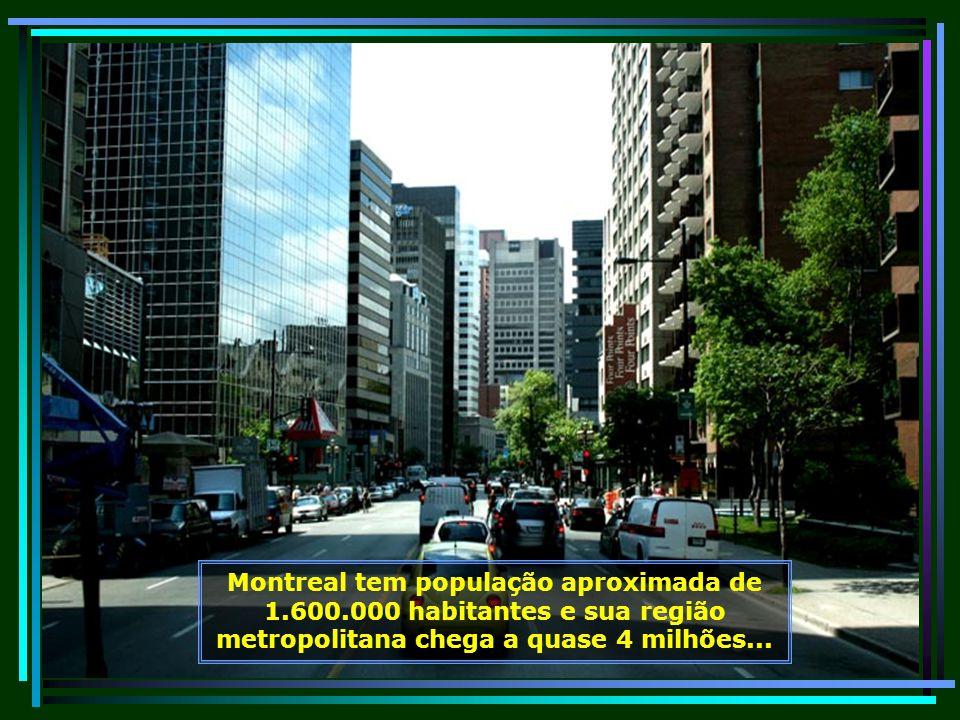 Montreal foi fundada em 1535 pelo explorador francês Jacques Cartier (1491-1557).