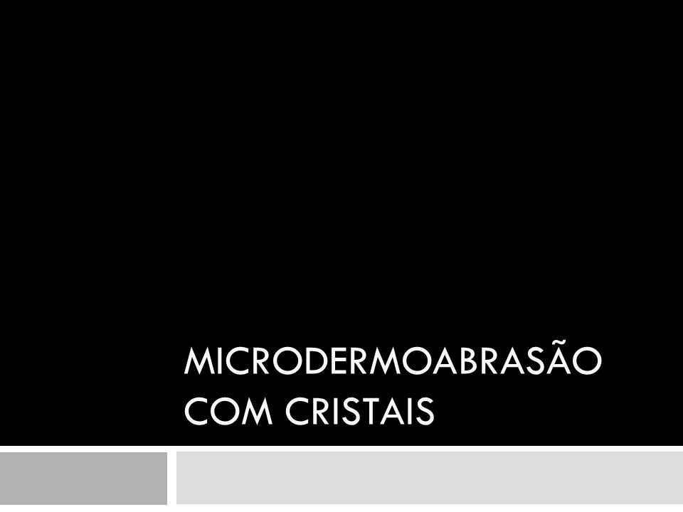 Indicações Tricoepiteliomas Leucodermias Vitiligo Poiquilodermia Siringomas Adenomas sebáceos Rinofima