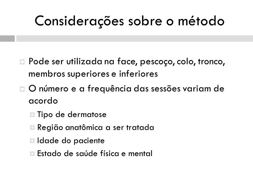 Técnica Cirúrgica Proteção do médico com uso de máscaras e óculos ou capacete facial é obrigatório Procedimento deve ser realizado em centro cirúrgico Monitorização do paciente Decúbito dorsal Elevação da cabeça a 45 graus Limpeza da face com sabão anti-séptico e soro fisiológico