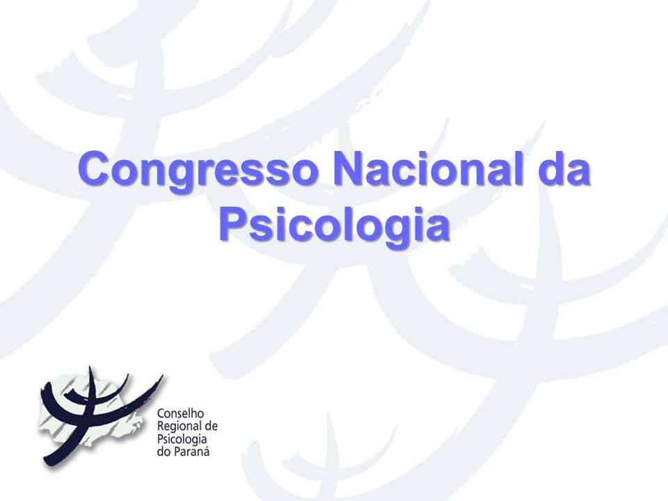 Congresso Nacional da Psicologia
