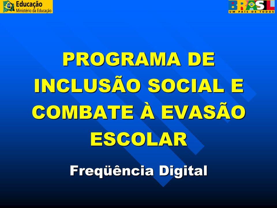FREQUÊNCIA DIGITAL PROCESSO DE IMPLANTAÇÃO FREQUÊNCIA DIGITAL PROCESSO DE IMPLANTAÇÃO