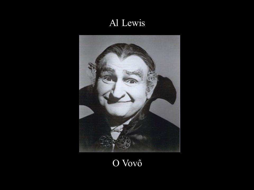 Al Lewis O Vovô
