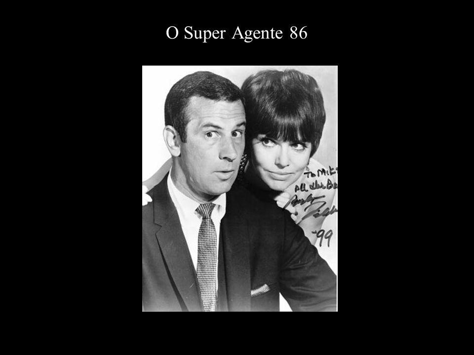 O Super Agente 86
