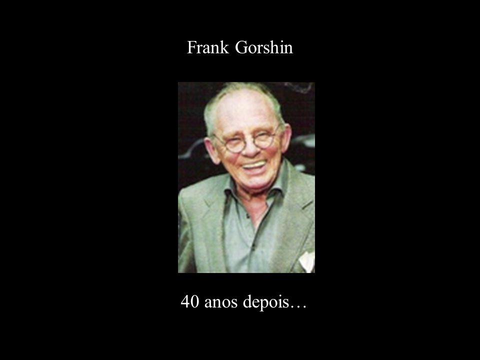Frank Gorshin 40 anos depois…