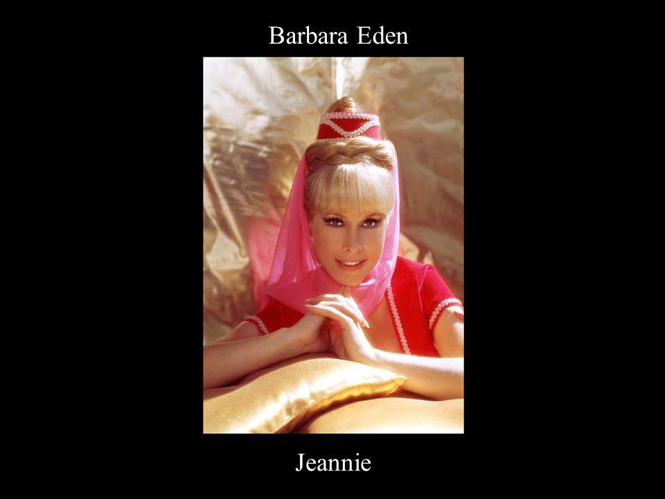 Barbara Eden Jeannie