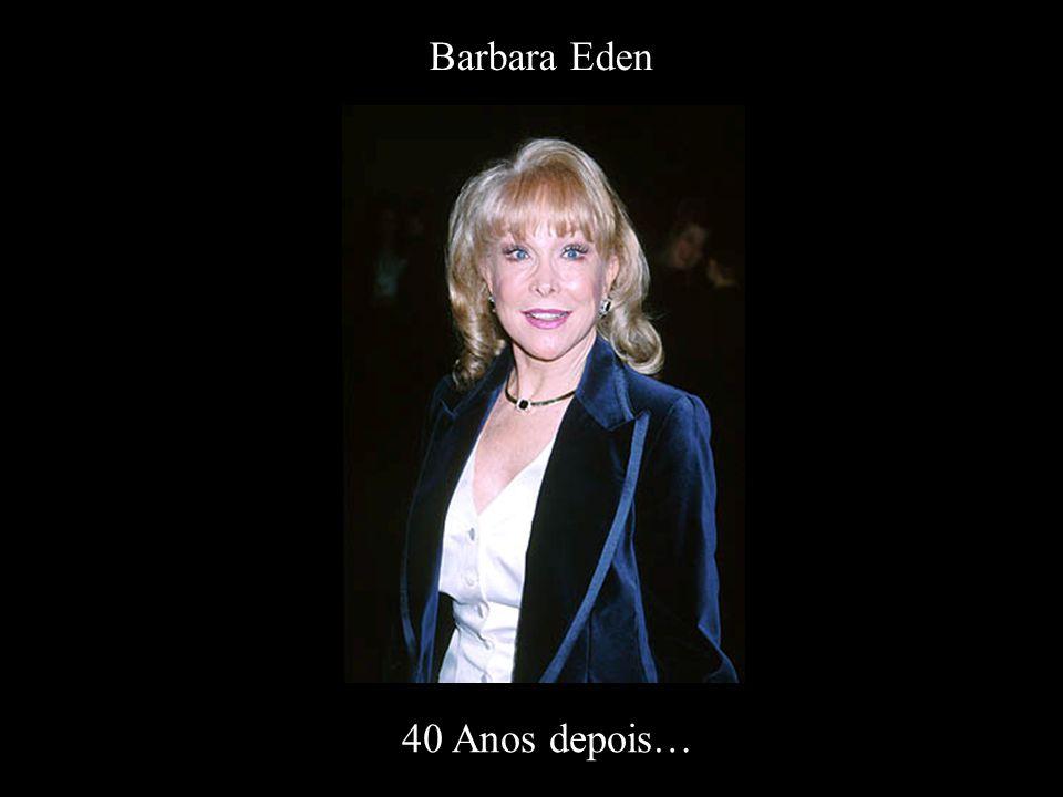 Barbara Eden 40 Anos depois…