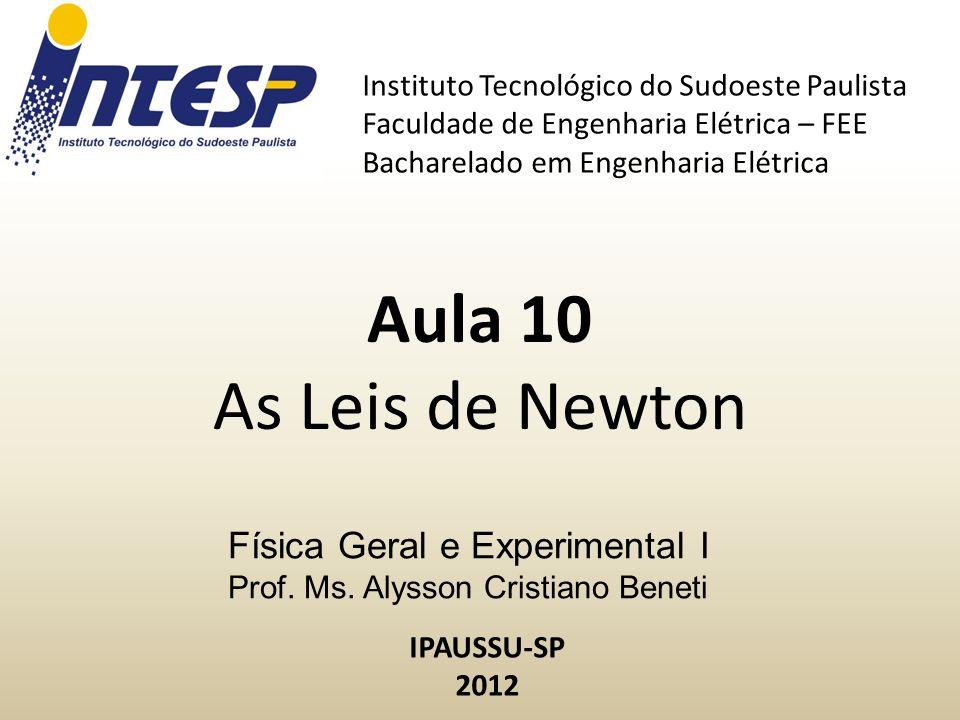 Física Geral e Experimental I Prof.Ms.