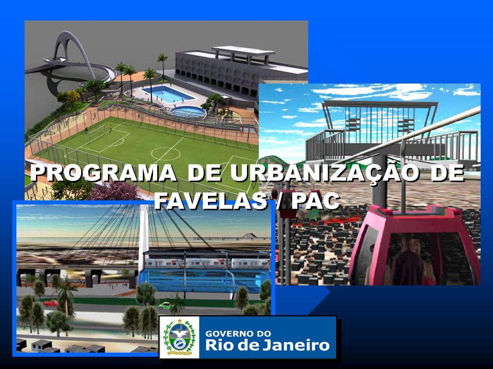 FAVELAS As favelas são bairros dentro da cidade que cresceram sem qualquer planejamento, sem a infra-estrutura adequada e com imensa carência de prestação de serviços públicos.
