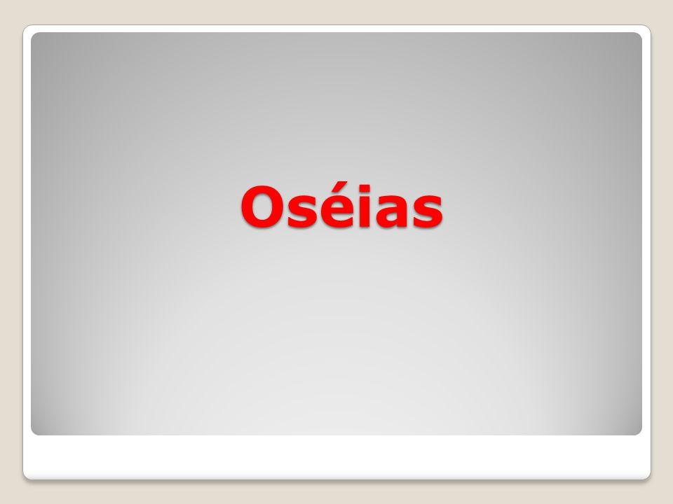 Oséias