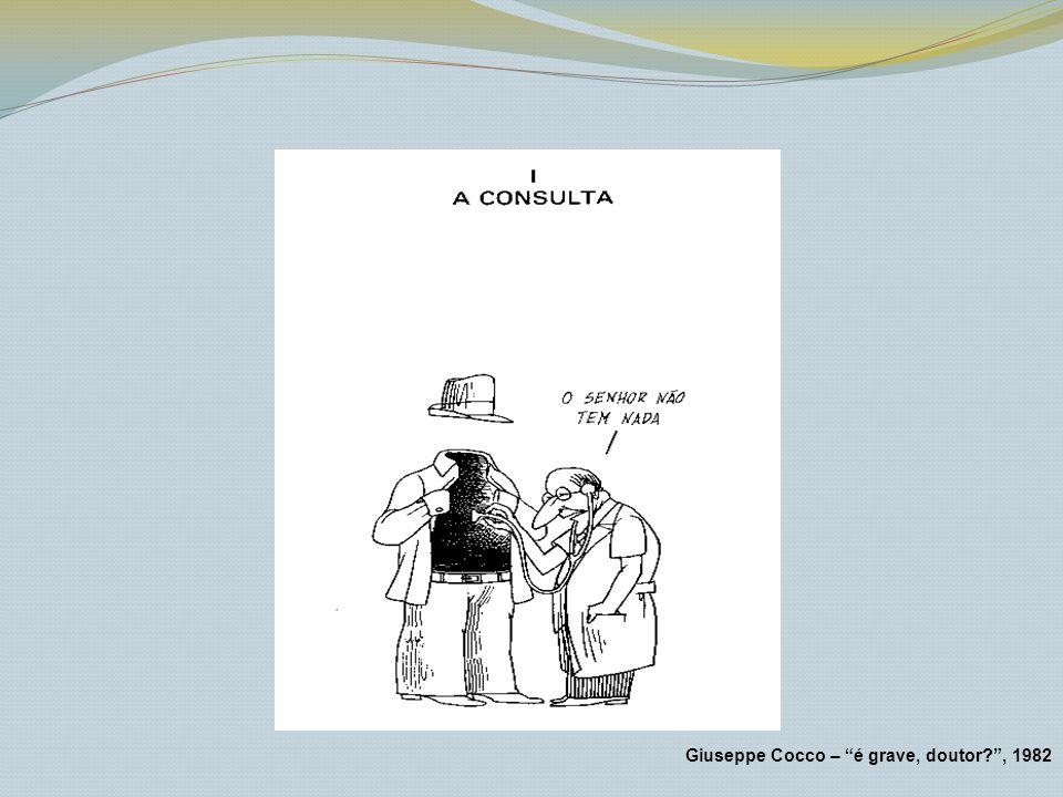 Giuseppe Cocco – é grave, doutor?, 1982