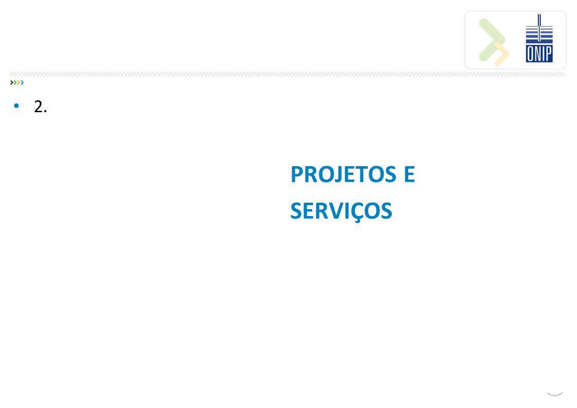PROJETOS E SERVIÇOS 2.